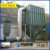 high quality pulse dust collector for cement plant