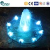 Long life stainess steel indoor artificial waterfall fountain