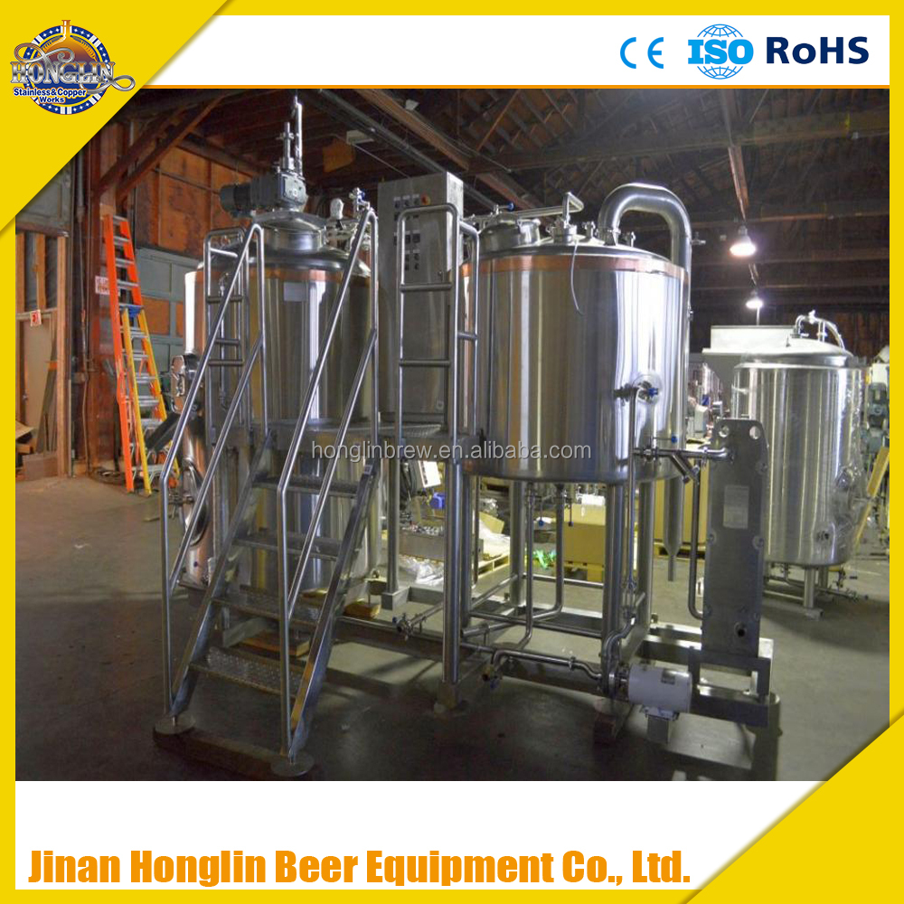 3000L automatic beer brewery equipment,whole set beer making equipment