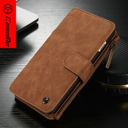 Factory Prices New Arrival Mobile Accessory Smart Flip Genuine Leather case for iphone6, Wallet Case for iphone6