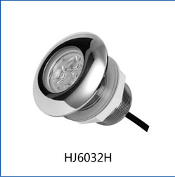 New prodcts stainless steel 12V 24V AC/DC underwater recessed led pool light for concrete pools