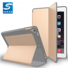 Smart Kid Proof Rugged Leather Tablet Case for iPad mini 4 Cover