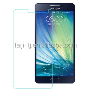 High Quality Tempered Glass screen protector For SAM C500
