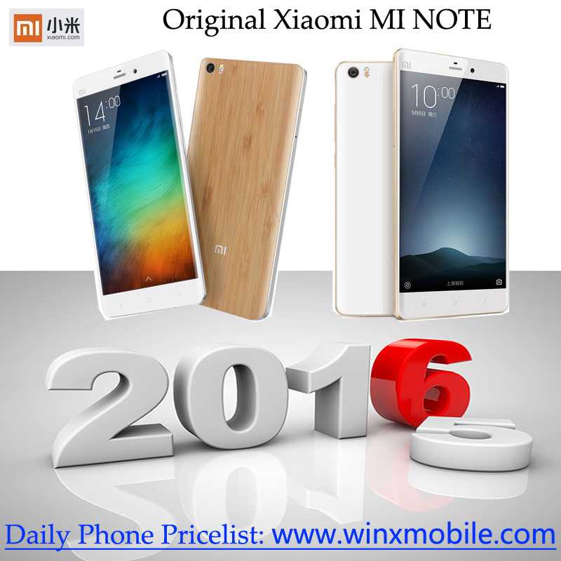 Xiaomi Mi Note Pro android phone mobile all china mobile phone models best price