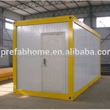 2016 Safe and Reliable Mobile Container Restaurant for Sale