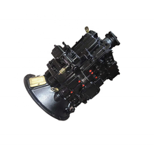 100%new powerful 6TBX075M transmission assembly for jiefang