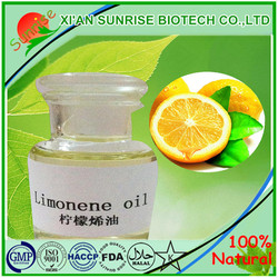 Top Quality pure natural Limonene oil