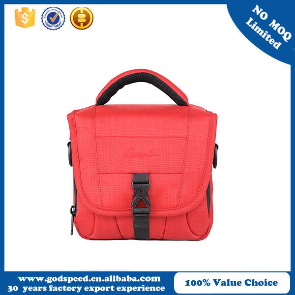 High quality Digital DSLR Camera Video Bag Small SLR Camera Bag