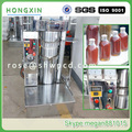Automatic sesame olive mustard palm oil extraction pressing machine for sale