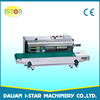 whatsapp+8615140601620 food pouch continuous plastic sealing machine