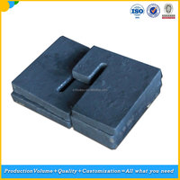 Lift spare parts balance block counter weight