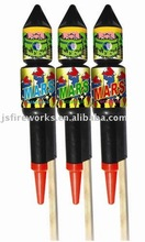 Double Bottle Rocket Fireworks For Sale
