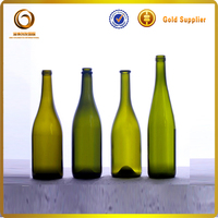 autoclavable corked glass bottles