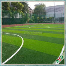 AVG Artificial Turf Manufacturers Selling Natural Looking Soccer Field Grass
