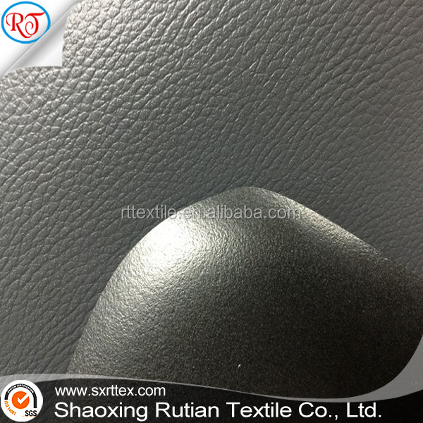 Anti-ageing PVC Upholstery Leather For Car Floor/Foot Mat