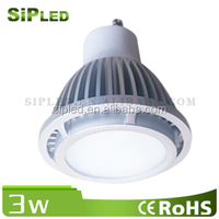 DC12V 2 pin Halogen Replacement 3W MR11 LED Spot light