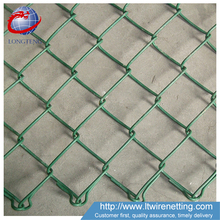 high quality 50mm plastic chain link fence nettings