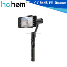 Hohem T2 Shenzhen Supplier Mobile Phone Camera Stabilizer Gimbal 3 Axis APP Control