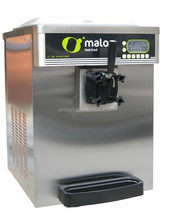 Designer new arrival frozen yogurt in an ice cream maker