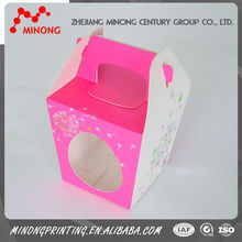 Factory wholesale printed paper fda approved food packaging boxes