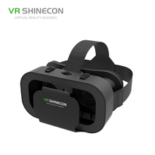 Merchandising promotional gift hot selling virtual reality 3d vr glasses in stock for video and game playing