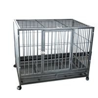 Heavy Duty Extra Large Double metal cage dog