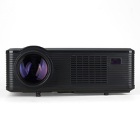 HD projector for office scholl supplies presentation equipment