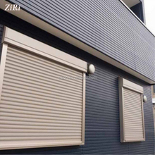 Auto Customized Galvanized Steel Automatic Industrial Roller Shutter
