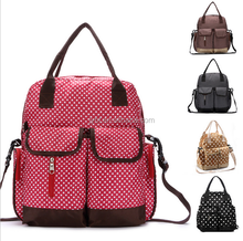 Best Seller qualited Baby Nappy diaper Changing Bag with Mat