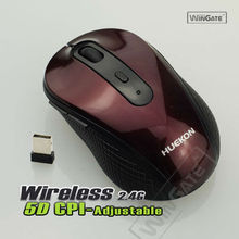 2.4G USB Wire less Optical Mice Mouse Mini NA NO Re ceiver