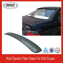 frp roof spoiler for BMW E36 coupe 2 doors