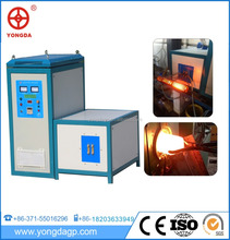 industrial automatic feeding partial forging induction heating machine
