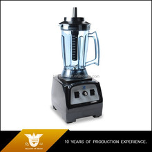 high performance natural 2800W strong power commercial heavy duty ice blender blade