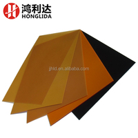 Bakelite insulating laminated sheet by phenolic paper material