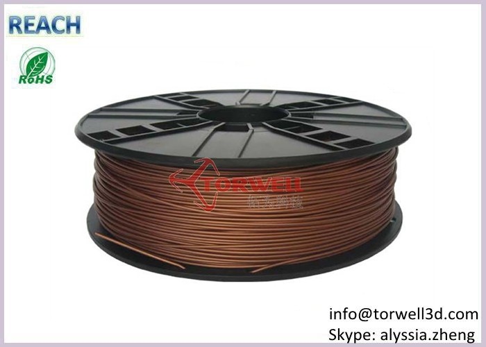 Torwell 3D filament 1.75/3mm Metal plastic consumables Aluminum Copper Bronze for all FDM 3D printer
