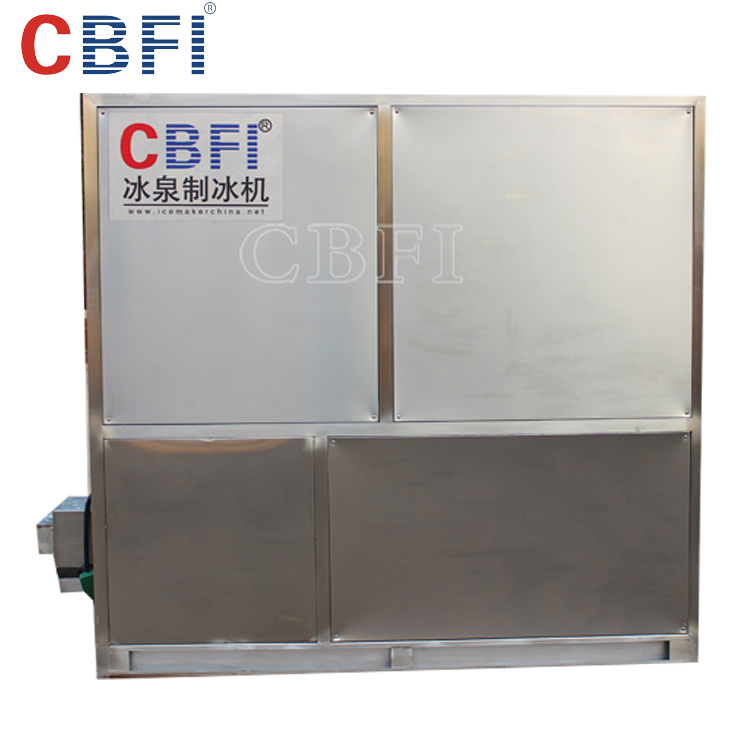 Special For Ice Factory Used Cube Ice Machine 3 ton per day from China Manufacturer CBFI