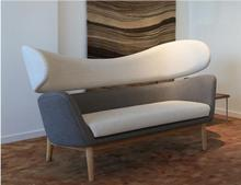 Famous sofa design Finn Juhl baker sofa, Danish style fashion sofa design finn juhl classic design