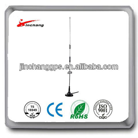 (Manufactory) High quality low price 5dbi Magnetic Mount car aerial antenna