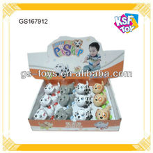 New Arrival 12PCS Wind Up Dog For Kids Wind Up Toy