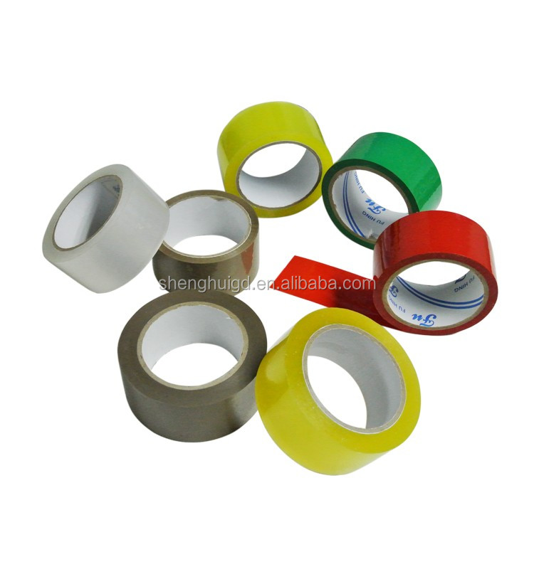 Gold Suppler Of Customized Design For Industry Color Packing Tape