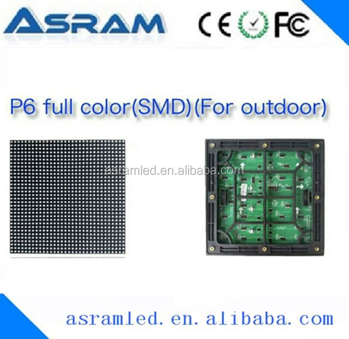 fairly used flat screen led lcd & plasma tv P6 outdoor smd full color display module