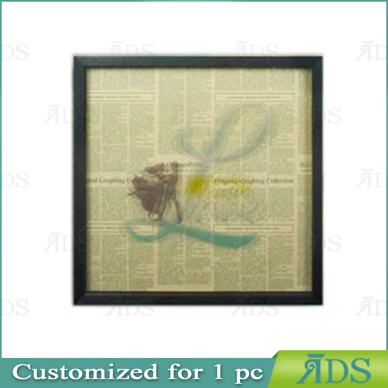 Framed handmade decorative glass hanging <strong>art</strong> for home decoration