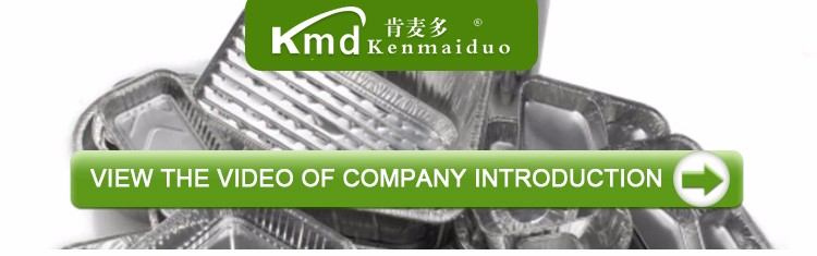 KMD yiwu factory aluminum foil roll and pop up foil sheet