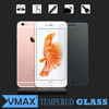 Newest factory custom mobile phone accessories anti glare screen protector for iphone 6s tempered glass screen protector