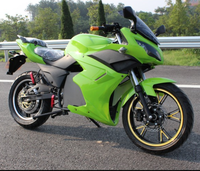 High performance 3000w electric racing motorcycle with best prices