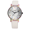 Fashion Leather Japan Movement Quartz Gift Couple Watch Lovers