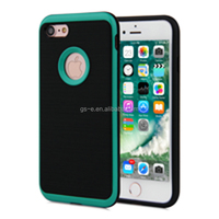 Import China products motomo case for iphone 6 PC TPU 2 in 1 new Design