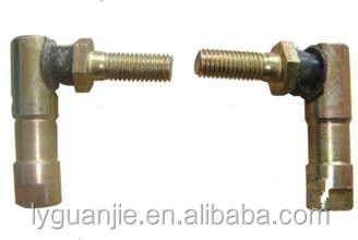 Push Pull Cable parts ES series Angle Joint internal thread M8 external thread <strong>M10</strong>