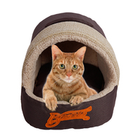 Cheap and cute shape foam mini cat bed