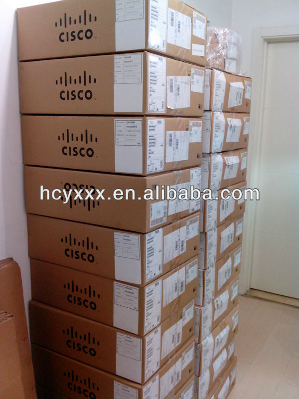 48 ports CISCO 3850 switch WS-C3850-48P-S